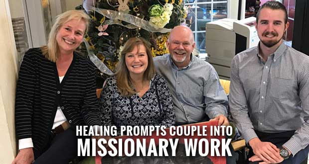 Couple Plans to Fund Ministry with Passive Income from Rental Cabins