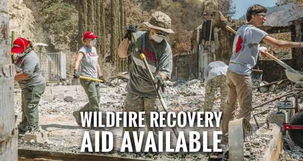 Veteran-led Team Rubicon Providing Wildfire Relief in Gatlinburg
