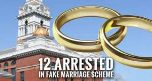 Marriage Fraud Conspirators Tied the Knot in Sevier County