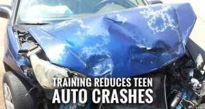 Last Chance to Register for Young Driver's Collision Avoidance Training