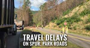 Park Announces Single-Lane Road Closures for Tree Removal