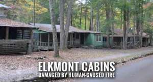 Park Seeks Tips, Investigating Potential Arson of Elkmont Cabins