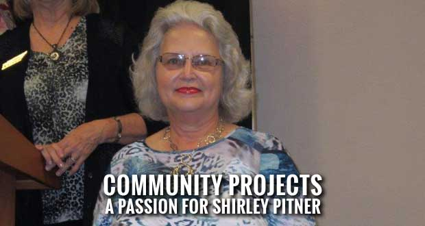 Shirley Pitner Recognized for Seymour Club, Community Involvement