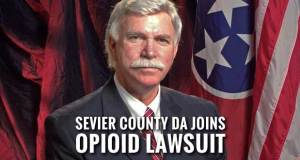 Tennessee's Fourth Judicial District Joins Suit Against Opioid Producers