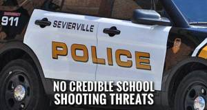 Sevierville Police Investigating School Shooting Posts on Social Media