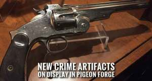Alcatraz East Crime Museum Adds a New Pirate Interactive, Crime Artifacts