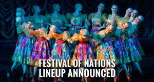 Grammy Winners, Dancing With The Stars Performers Highlight Dollywood's Festival Of Nations Stars