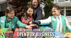 Find Girl Scout Cookies for Sale Near You with App
