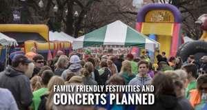 Knox Shamrock Fest to Feature Irish Festival and Lucky Kidney Run