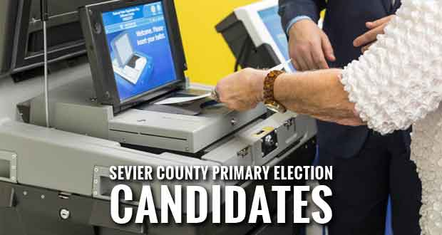 Sevier County Voters to Use New Electronic Voting System and