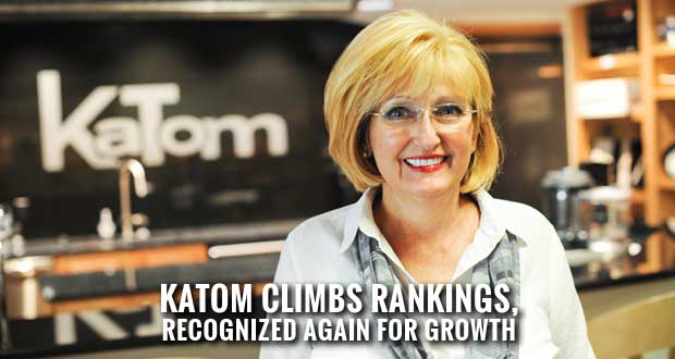 KaTom One of America's Fastest-Growing Women-Owned Companies