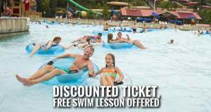 Dollywood's Splash Country Hosts Annual Water Safety Day