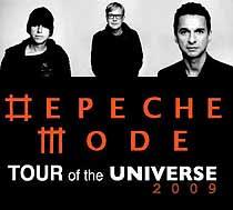 El grupo Depeche Mode actuará el próximo fin de semana en el Estado Olímpico de la Cartuja