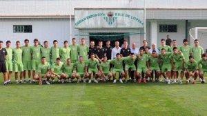 El último goleador del berbi fue el verdiblanco Lolo, que ahora milita en las filas del Sevilla