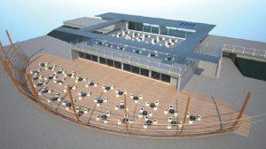El segundo módulo de restauración del Muelle ha sido adjudicado al empresario Julio Díaz de las Heras