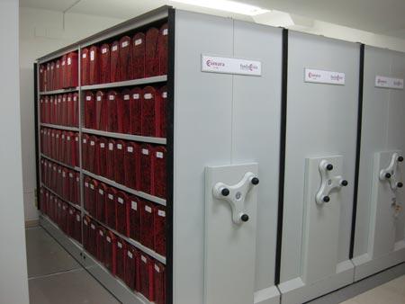 La introducción del Archivo de la Cámara de Comercio, Industrial y Nevagación suponen un hito para el sistema Archivístico de Andalucía.