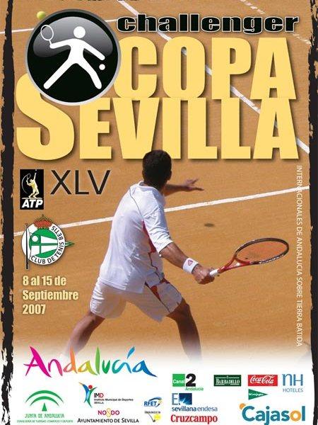 La Copa Sevilla de tenis está alcanzando un gran prestigio a escala nacional e internacional