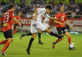 Athletic y Sevilla suman los mismos puntos, 9, en las cuatro primeras jornadas de Liga