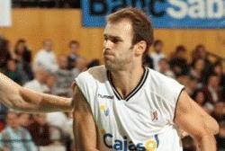 Miso fue el máximo anotador del Cajasol con 20 puntos
