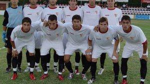 El encuentro servirá también para homenajear al utrerano Manuel Gordillo, actualmente en el Sevilla C