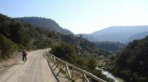 Una nueva ruta unirá a la Vía Verde los pueblos de Pruna, Algámitas, Villanueva de San Juan y El Saucejo