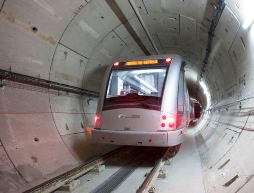 metro-tunel