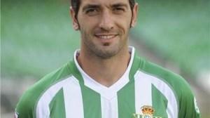 El nazareno ha firmado con el Betis hasta 2013, cuando tendrá 32 años/RealBetis