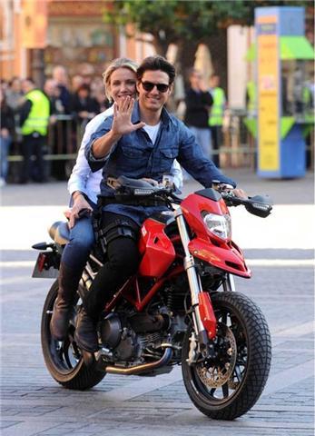 En 'Knight and Day' participan Tom Cruise y Cameron Díaz, quienes han rodado ya varias escenas en Sevilla