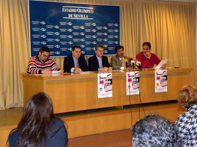 El evento se celebrará del 26 de febrero al 1 de marzo en el Estadio Olímpico de la ciudad.