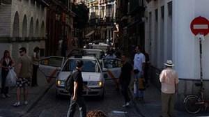 La organización de consumidores Facua denunció irregularidades en las emisoras de taxistas como la utilización de 'listas negras'
