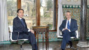 Griñán y Rodríguez Zapatero mantuvieron un encuentro ayer al término del Consejo de Ministros en Sevilla