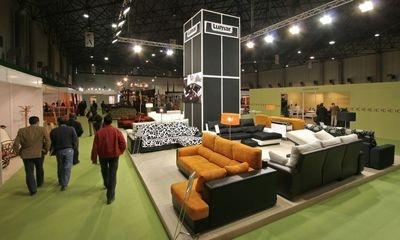 Estos son algunos de los escenarios que se podrán ver en la Feria del Mueble.