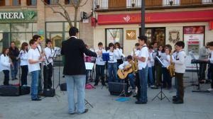 Los alumnos del conservatorio de Utrera darán un concierto el lunes a las puertas de la Delegación provincial de Educación en Sevilla/SA