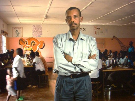 Damas Mutezintare Gisimba, superviviente del conflicto de Ruanda/Riccardo Gangale
