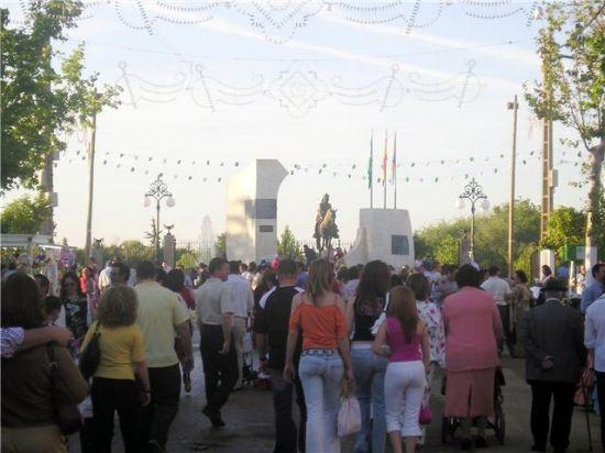 La feria de Mairena nace como feria de ganado y es una de las más antiguas de la provincia/AyuntMairena.