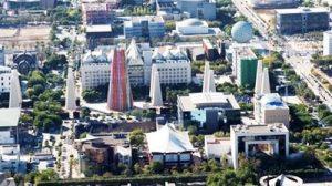 El Parque Científico y Tecnológico Cartuja 93 es uno de los de mayor envergadura de Europa, con una actividad económica de 2.200 millones de euros y un empleo directo de 13.754 trabajadores.