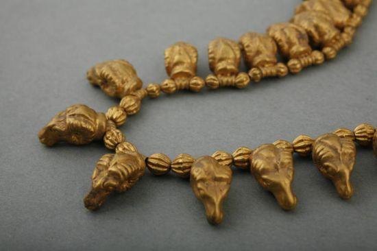 Algunos de estos espléndidos tesoros de la antigua Cólquide, en el Cáucaso, se exhiben por primera vez en el mundo.
