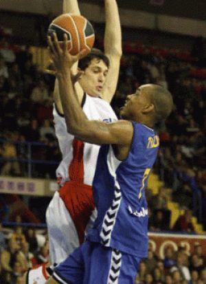 El Cajasol se juega la quinta plaza en la última jornada frente al Gran Canaria 2014/Baloncestosevilla
