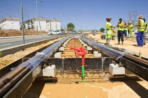 Las obras podrían no contar con recursos suficientes por el decreto de Zapatero