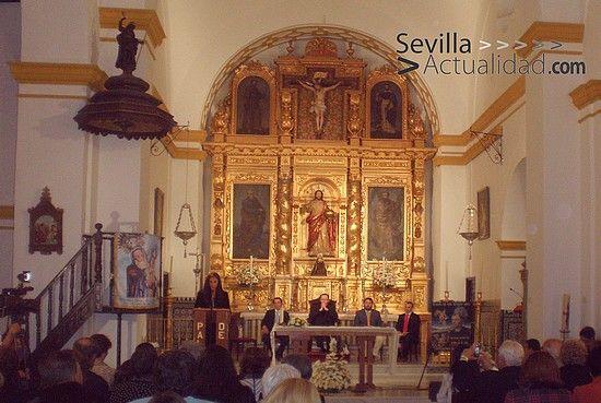 La Hermandad Matriz proclamó y presentó el cartel de la Venida de San Benito/Juan C. Romero