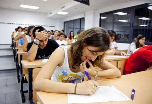 Los estudiantes tendrán una puntuación máxima de 14 puntos