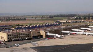 Vista del aeropuerto de Sevilla/Elbier Minks