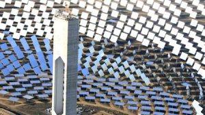 'Solana' producirá electricidad suficiente para servir a 70.000 hogares./SA