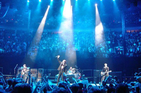 U2 llega a sevilla con su espectáculo de música, luz y sonido/Matt McGee en Flickr