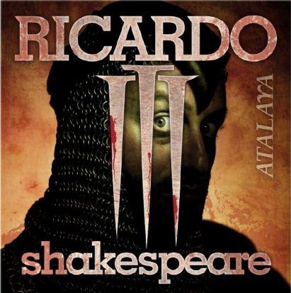 Atalaya estrenó el pasado mayo Ricardo III de Shakespeare, uno de los textos más actuales e inquietantes del autor inglés, a cuyo universo se acerca por vez primera el grupo sevillano.