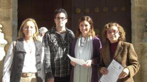 Los populares alcalareños encontraron respaldo en los parlamentarios de la formación