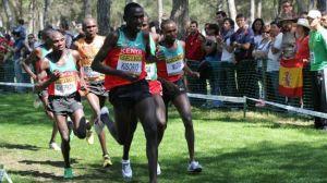 Instante de la carrera sénior masculina/Juanma Arrazola