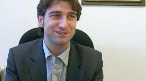 El candidato del Partido Andalucista, Alberto Mercado