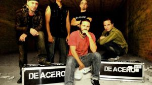 'De Acero' presenta su primer trabajo 'A Secas', un EP donde composición y letras representan el más puro rock