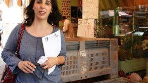 Lola Aquino ya ha presentado a 200 comercios sus propuestas para el pequeño comercio de Alcalá